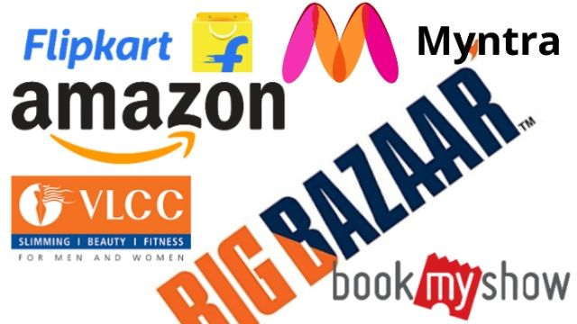 Scantastic Loot - Buy Amazon/BMS/FK/Mintra Gift Voucher On Discount