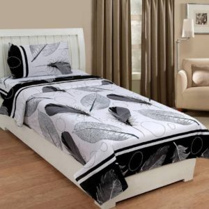 Paytmmall Offer - Buy Supreme Home Collective 1 Single Bed-sheet with 1 Pillow Cover @Rs.100