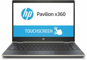 Amazon - Buy HP Pavilion x360 Core i5 8th gen 14-inch Touchscreen (8GB/256GB) @43884