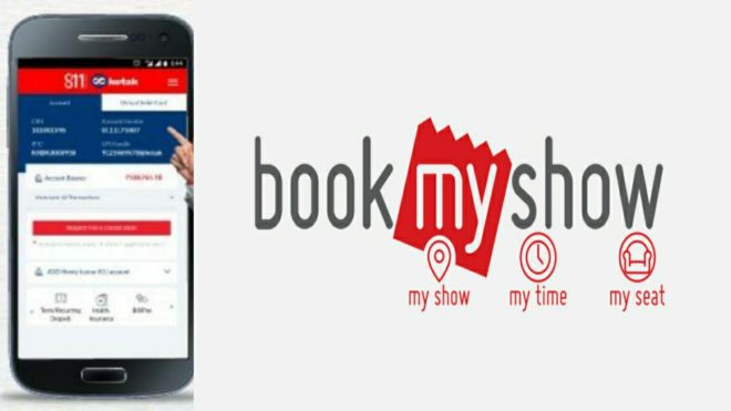 Kotak 811 - Deposit Rs.30000 Within Offer Period and Get BookMyShow Voucher Worth Rs.200