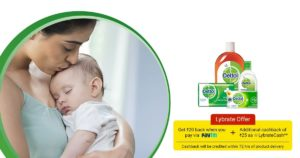 (Still Working Loot) Buy Dettol & Mom Kit Worth Rs.130 In Just Rs.4 Only