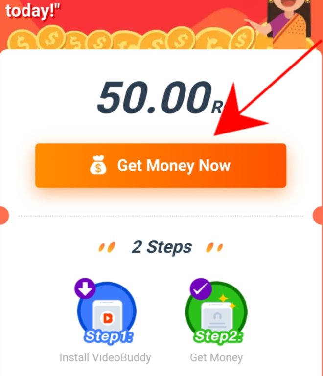 VideoBuddy App - Get Paytm Cash Rs.50 On SignUp + Rs.10 On Per Refer