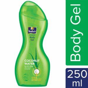Amazon - Parachute Advansed Body Gel, Coconut Water & Aloe Vera Gel, 250 ml @150 (MRP 299)