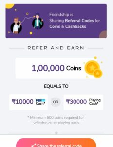 Fanmojo Unlimited Trick - Get Rs.5 Paytm Cash/Refer (Loot Lo)
